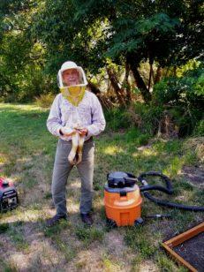 Dan the Wasp Man