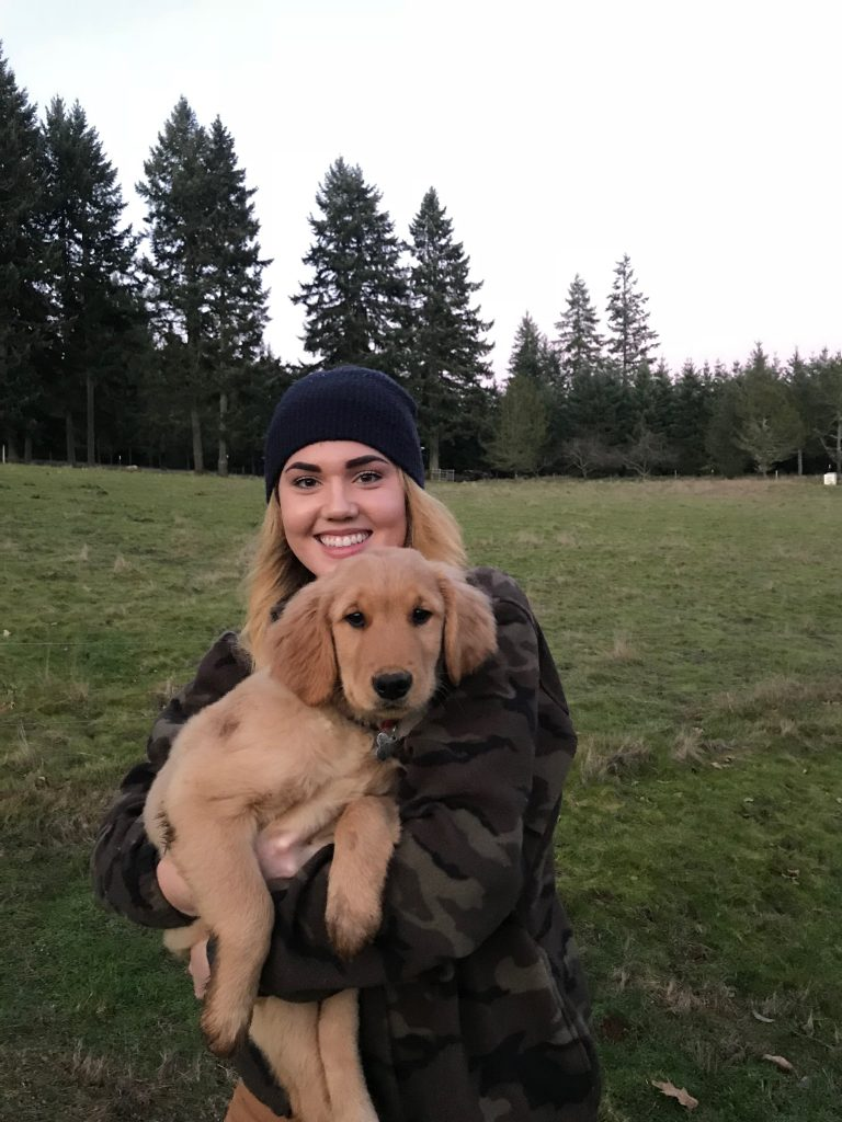 Meet Sadie and Porter